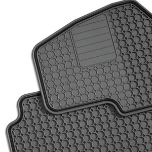 2008 Saab 9-7 X Rear All Weather Floor Mat Package