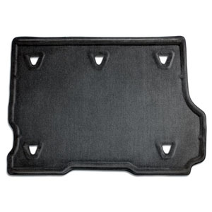 2009 Saab 9-7 X Molded Carpet Cargo Mat