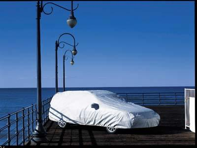 2000 Saab 9-3 Car Cover