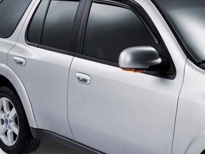 2007 Saab 9-7 X Side Window Protectors 12497761